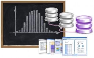 Calidad: Teoría Estadística + Bases de Datos + Software Estadístico